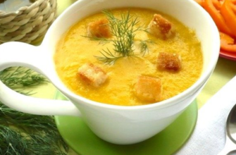 Как приготовить гороховый суп без картошки