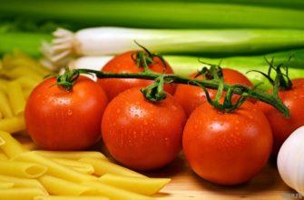 Калорийность помидора на 100 грамм