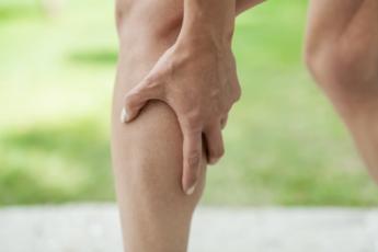 Причины судорог в ногах