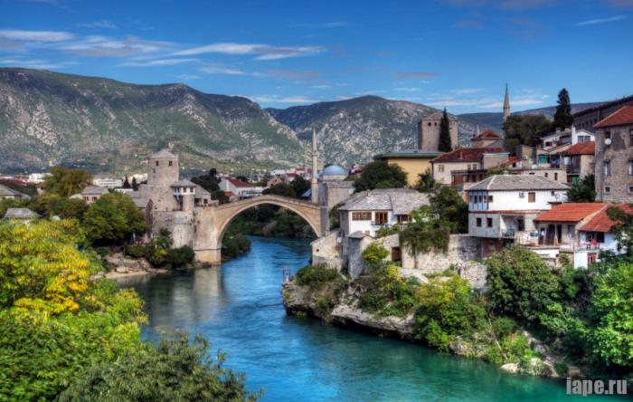 Отдых в Боснии и Герцеговине