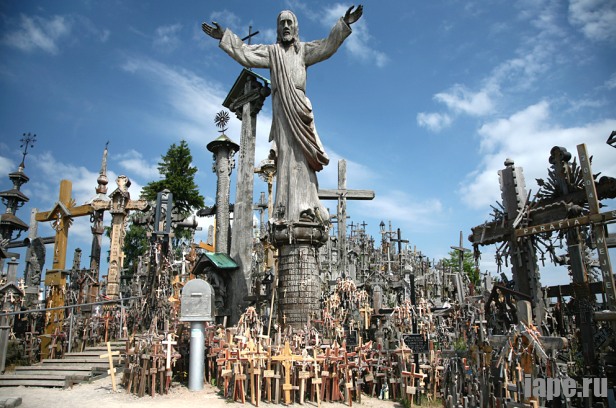 Гора крестов