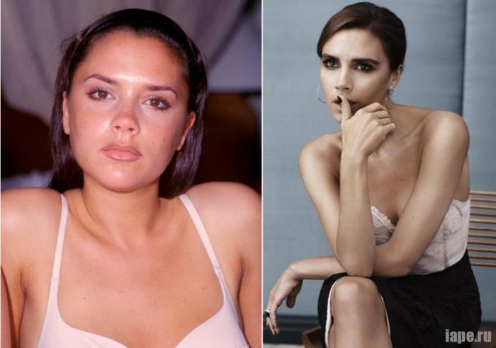 Виктория Бекхэм – певица, модельер, 42 года