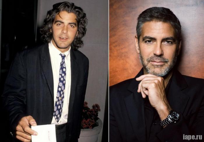 Джордж Клуни – актёр, 55 лет