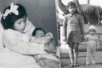 Самая молодая мама в мире