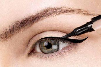 Как научиться рисовать стрелки на глазах?