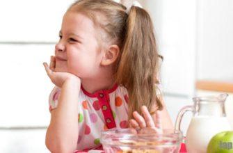Если ребенок не ест творог