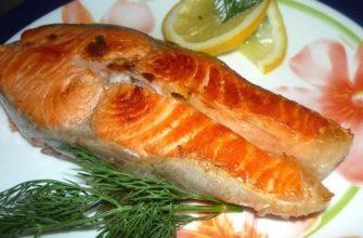 Простые способы приготовления рыбы