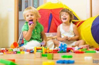 Как сделать уборку игрушек интересной