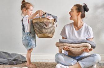 Как учить ребенка порядку?